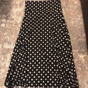 Size XL LulaRoe Maxi Skirt